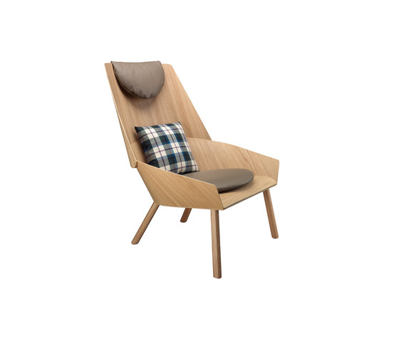 EUGENE by e15 | Lounge chairs