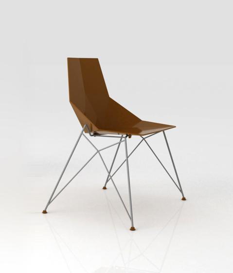 Faz chair by Vondom | Garden chairs