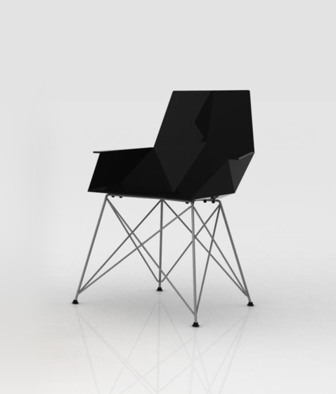 Faz chair by Vondom | Garden chairs