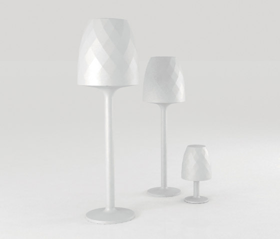 Vases lamp by Vondom | LED lights