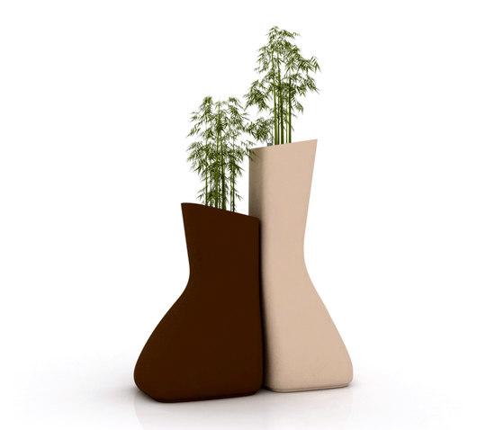 Momas twin pots by Vondom | Flowerpots / Planters