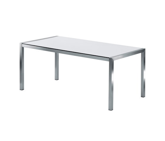 H 811 Pure table by Hansen | Individual desks
