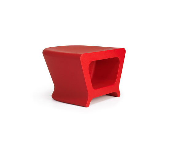 Pal table de Vondom | Tabourets de jardin