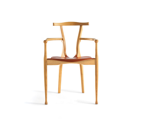 Gaulino Chair by BD Barcelona | Visitors chairs / Side chairs