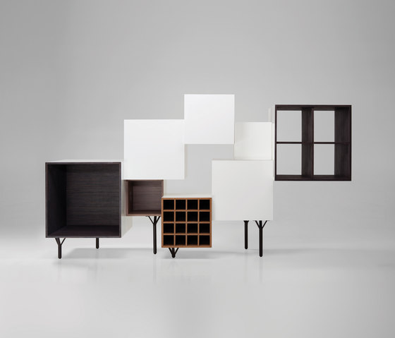 Free Port Cabinet by BD Barcelona | Shelving