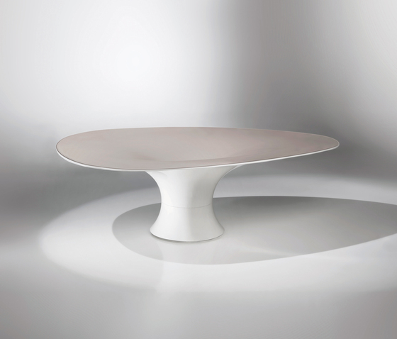 Hyperbolic Table by BD Barcelona | Dining tables