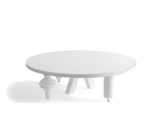 Showtime Multileg Low Table de BD Barcelona | Tables basses