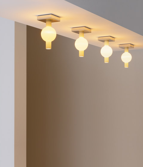 Trou ceiling lamp by Cordula Kafka | General lighting