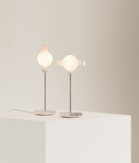 Trou table lamp by Cordula Kafka | General lighting