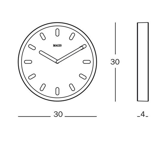 Tempo von Magis | Uhren