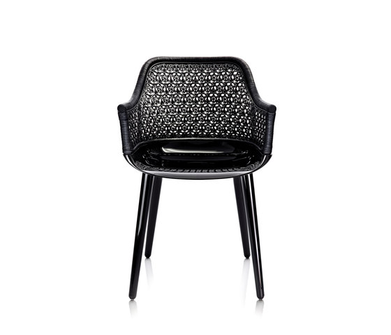 Cyborg Elegant Chair by Magis | Visitors chairs / Side chairs