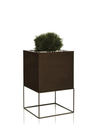 Vela Cubo de Vondom | Macetas plantas / Jardineras