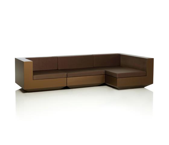 Vela sofa modular by Vondom | Garden sofas