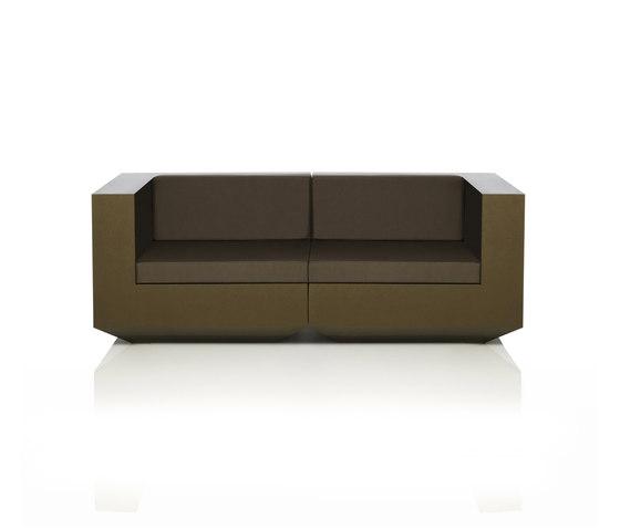 Vela sofa modular de Vondom | Sofas de jardin