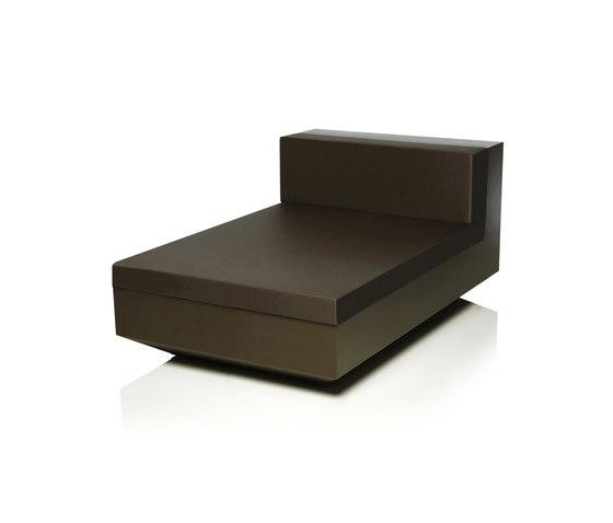 Vela sofa chaise longue unit von Vondom | Modulare Sitzelemente