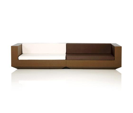 Vela sofa by Vondom | Garden sofas