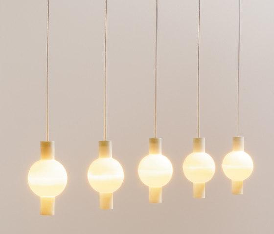Trou pendant lamp di Cordula Kafka | Illuminazione generale
