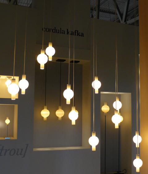 Trou pendant lamp by Cordula Kafka | General lighting