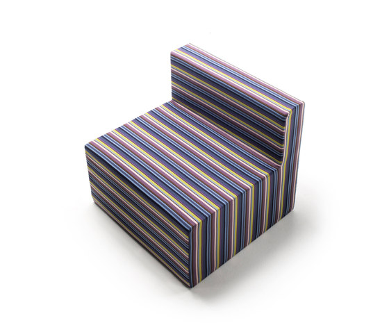 Cabrio by Living Divani | Modular seating elements