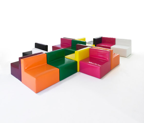 Cabrio by Living Divani | Modular seating systems