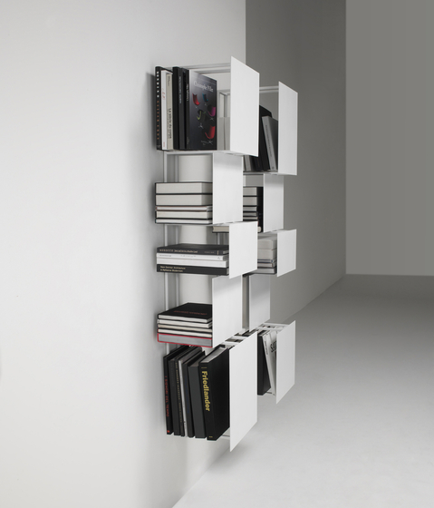 Bukva by Living Divani | Office shelving systems