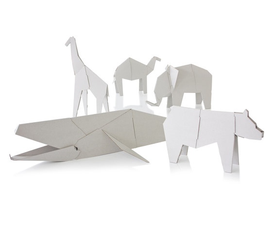 My Zoo by Magis | Objects
