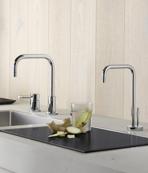 Water Dispenser - Two-hole mixer by Dornbracht | Kitchen taps