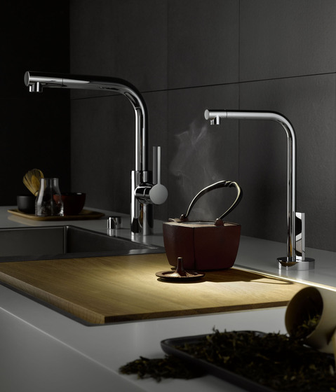 Water Dispenser - Single-lever mixer by Dornbracht | Kitchen taps