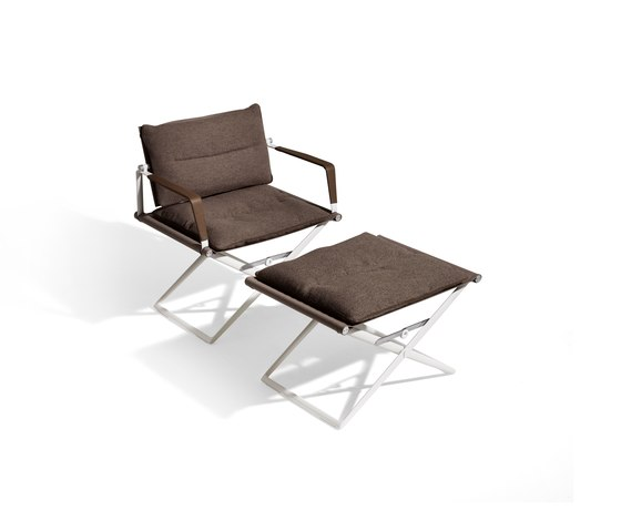 SeaX Armchair di DEDON | Poltrone