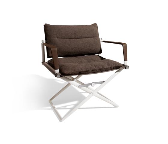 SeaX Armchair by DEDON | Garden armchairs