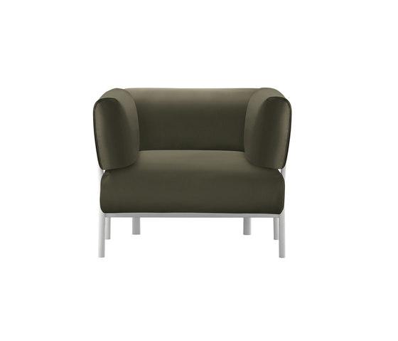 eleven armchair 860 de Alias | Fauteuils d'attente