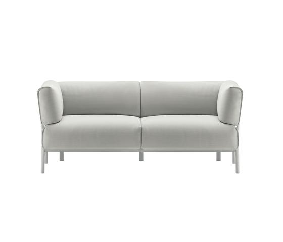 eleven 2-seater sofa 861 di Alias | Divani lounge