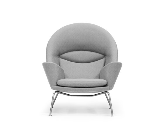 CH468 Oculus Chair by Carl Hansen & Søn | Lounge chairs