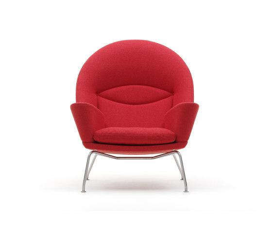 CH468 Oculus Chair by Carl Hansen & Søn | Lounge chairs