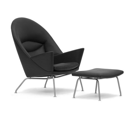 CH468 | CH446 Oculus chair by Carl Hansen & Søn | Armchairs