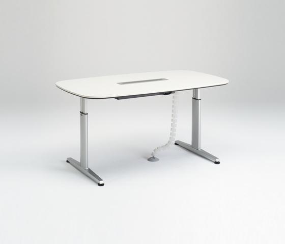 Liftio by Okamura | Individual desks