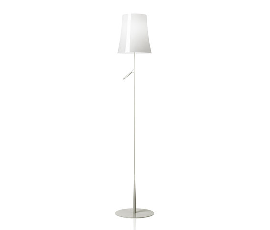 Birdie floor white by Foscarini | General lighting