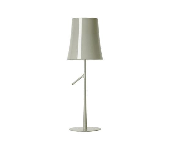Birdie table large grey de Foscarini | Éclairage général