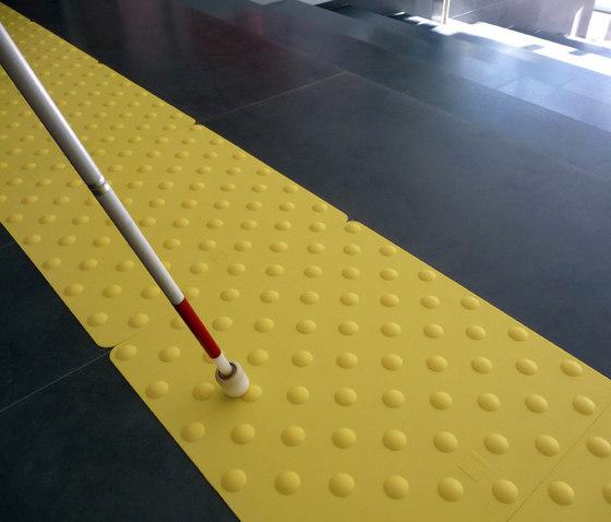 podoalerte by Marcal Signalétique | Guidance / Tactile paving