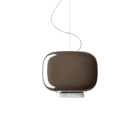 Chouchin 3 suspension by Foscarini | Suspended lights