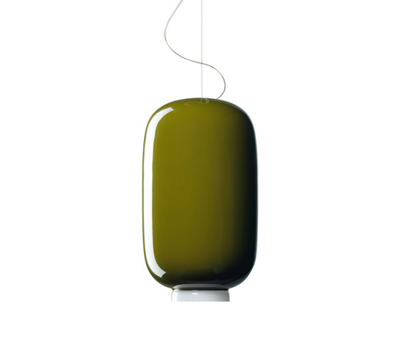 Chouchin 2 suspension by Foscarini | General lighting