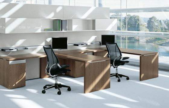 P2_Group | Executive Office by Bene | Desking systems