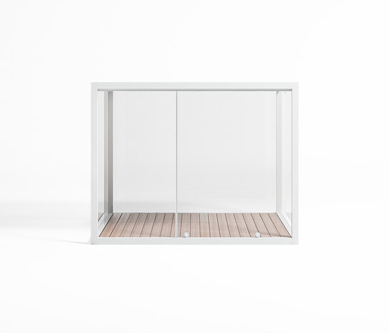 Cristal Box 1 by GANDIABLASCO | Gazebos