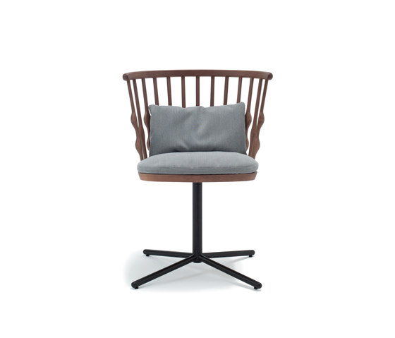 Nub Chair de Andreu World | Chaises