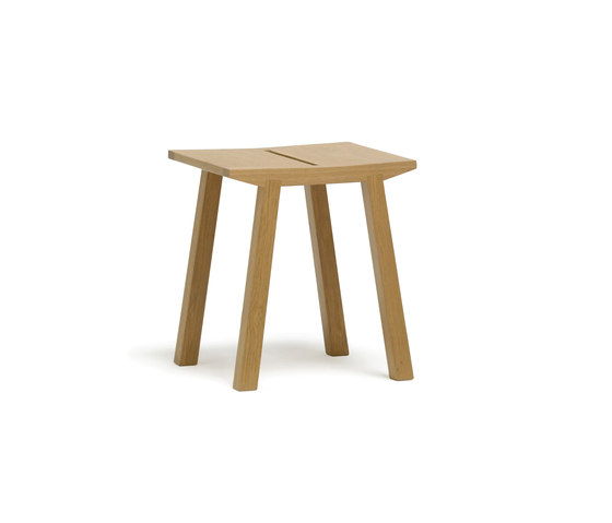 Woody BQ 1254 von Andreu World | Hocker