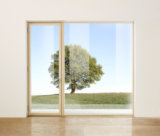 Platin Blue by JOSKO | French doors