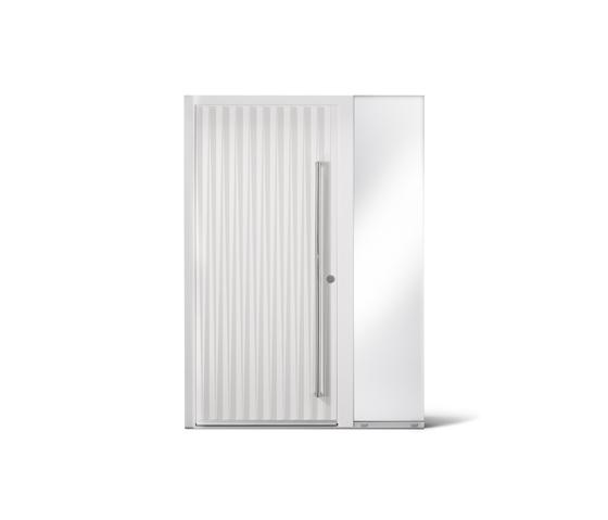Nevos RAL - Fold Längs by JOSKO | Entrance doors