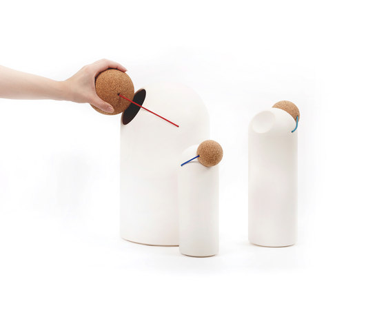 Clown Nose by Foundry | Vases