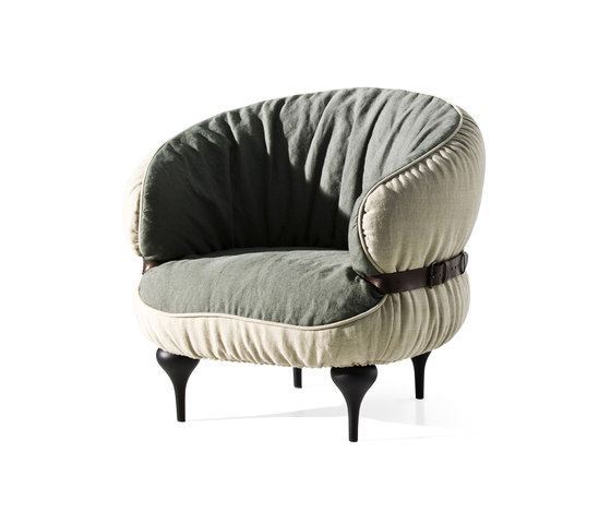 Chubby Chic Armchair by Diesel with Moroso | Armchairs