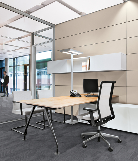 T-Workstation by Bene | Individual desks